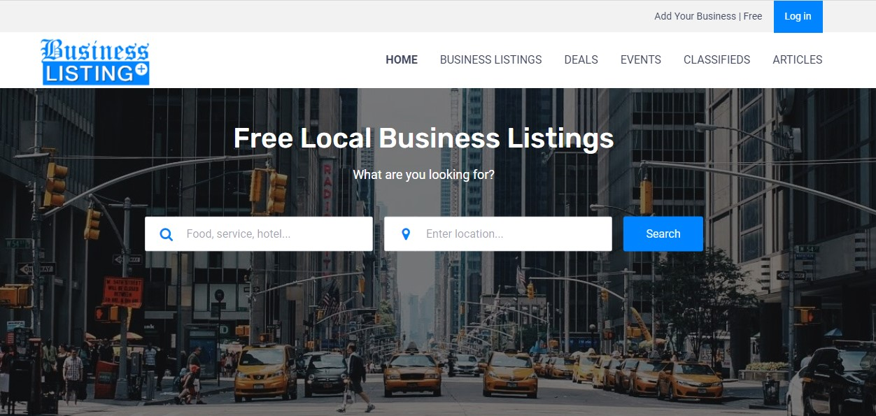 Business Listing