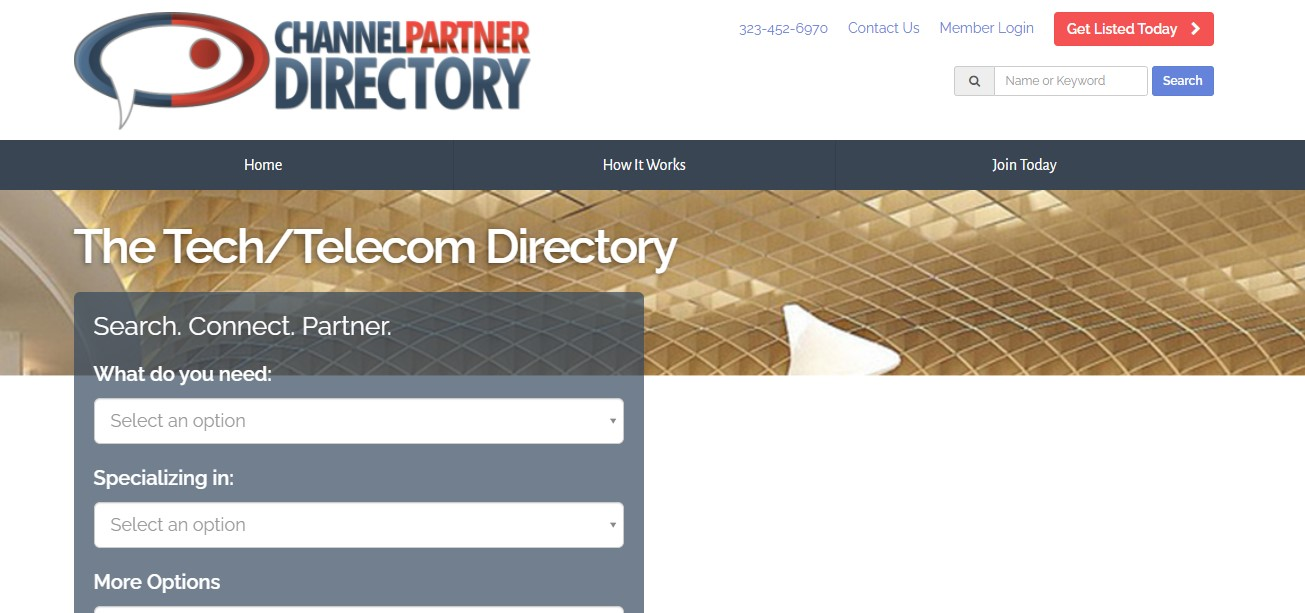 Channel Partner Directory