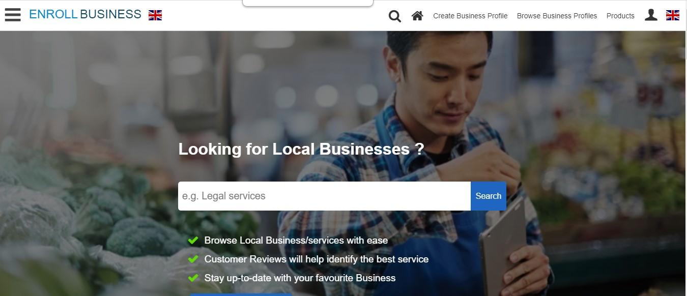 Enroll Business