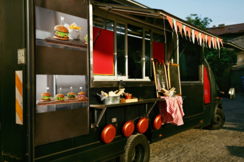 Mobile Food Joint