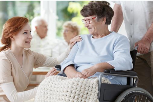 Offering Elderly Care
