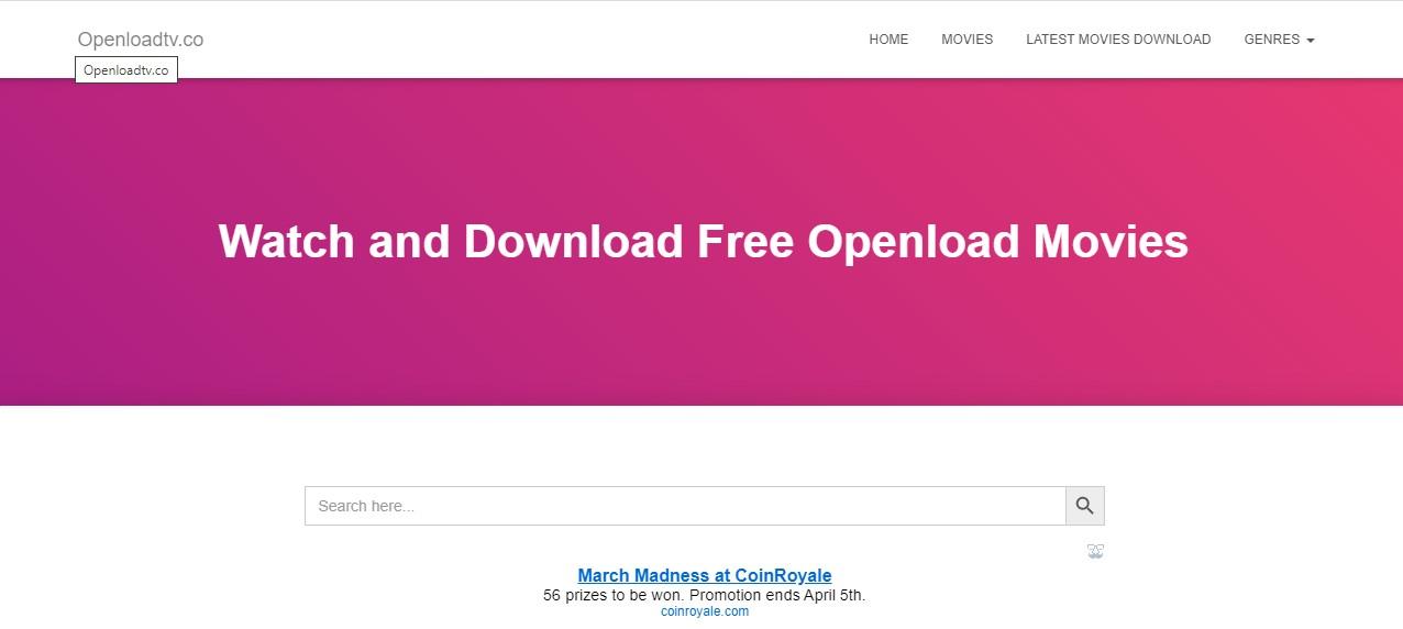 Open Load Free TV