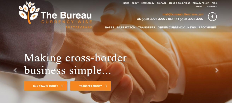 The Bureau Buttercrane Ltd