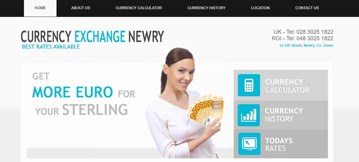 The Currency Exchange Newry