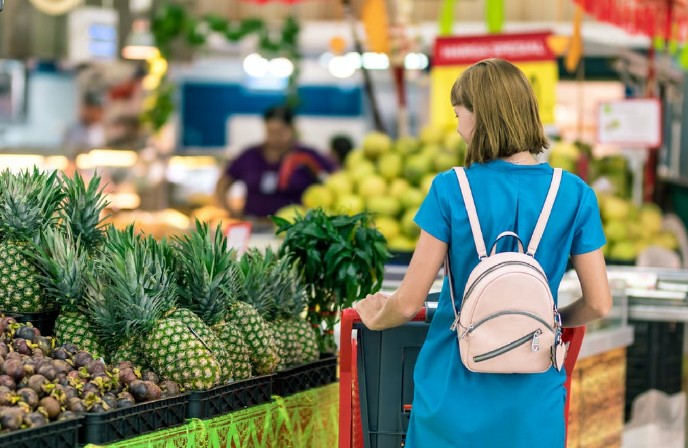 challenges while buying groceries