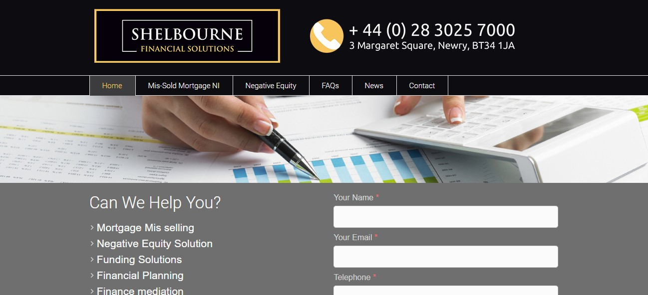 shelbourne financial solutions