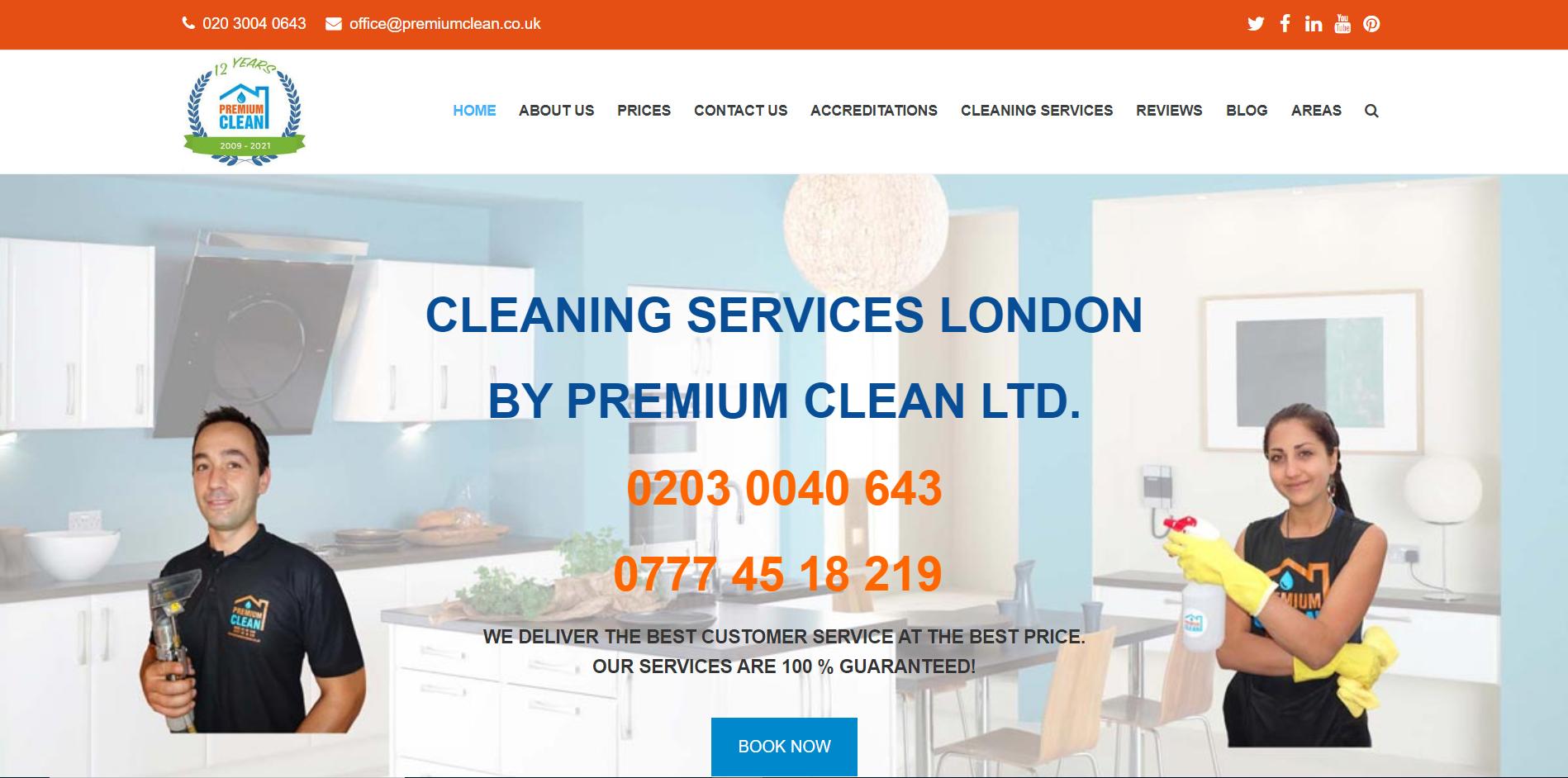 Premium Clean London