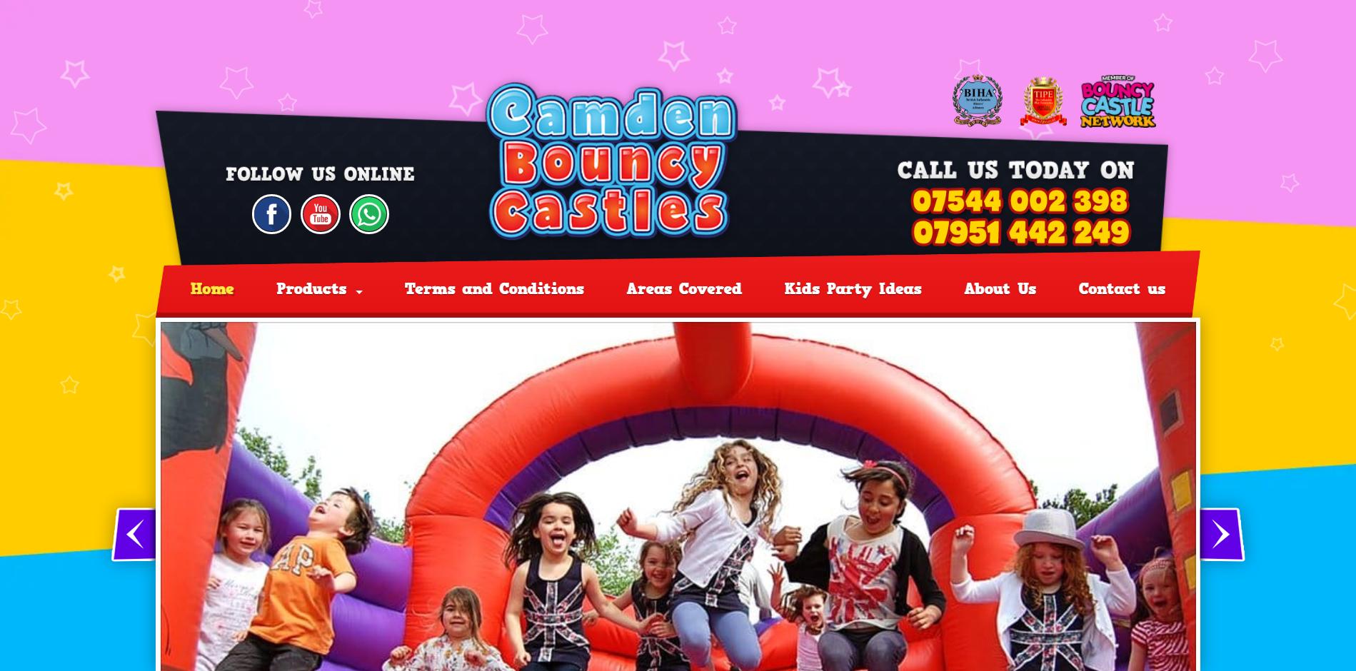 Camden Bouncy Castle