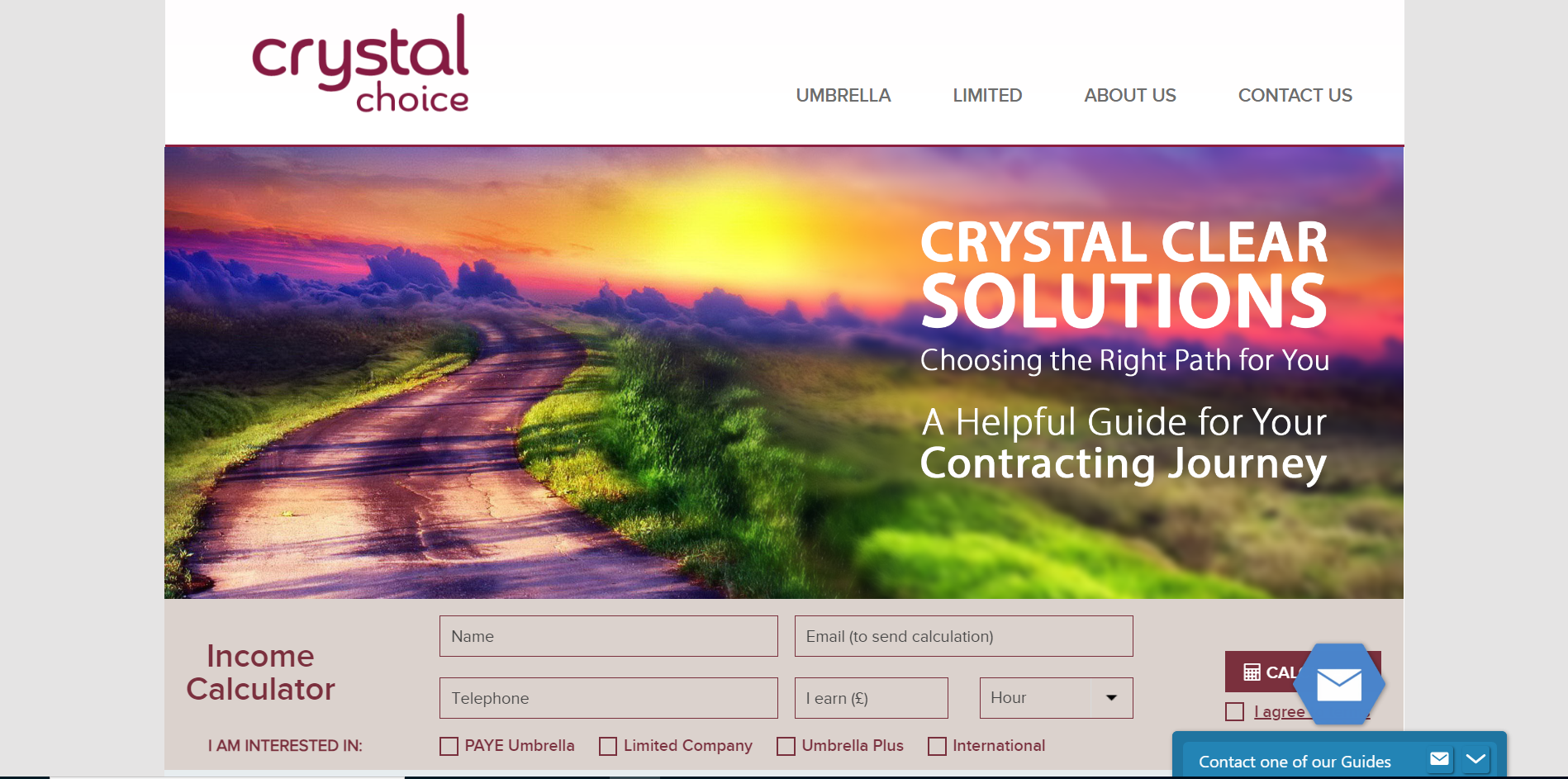 Crystal Choice
