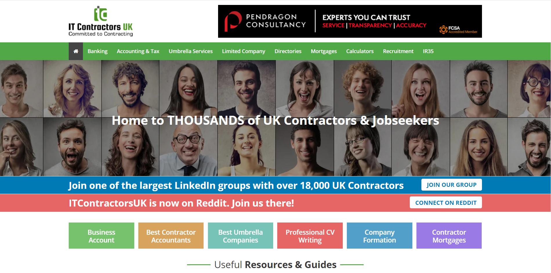 IT Contractors UK