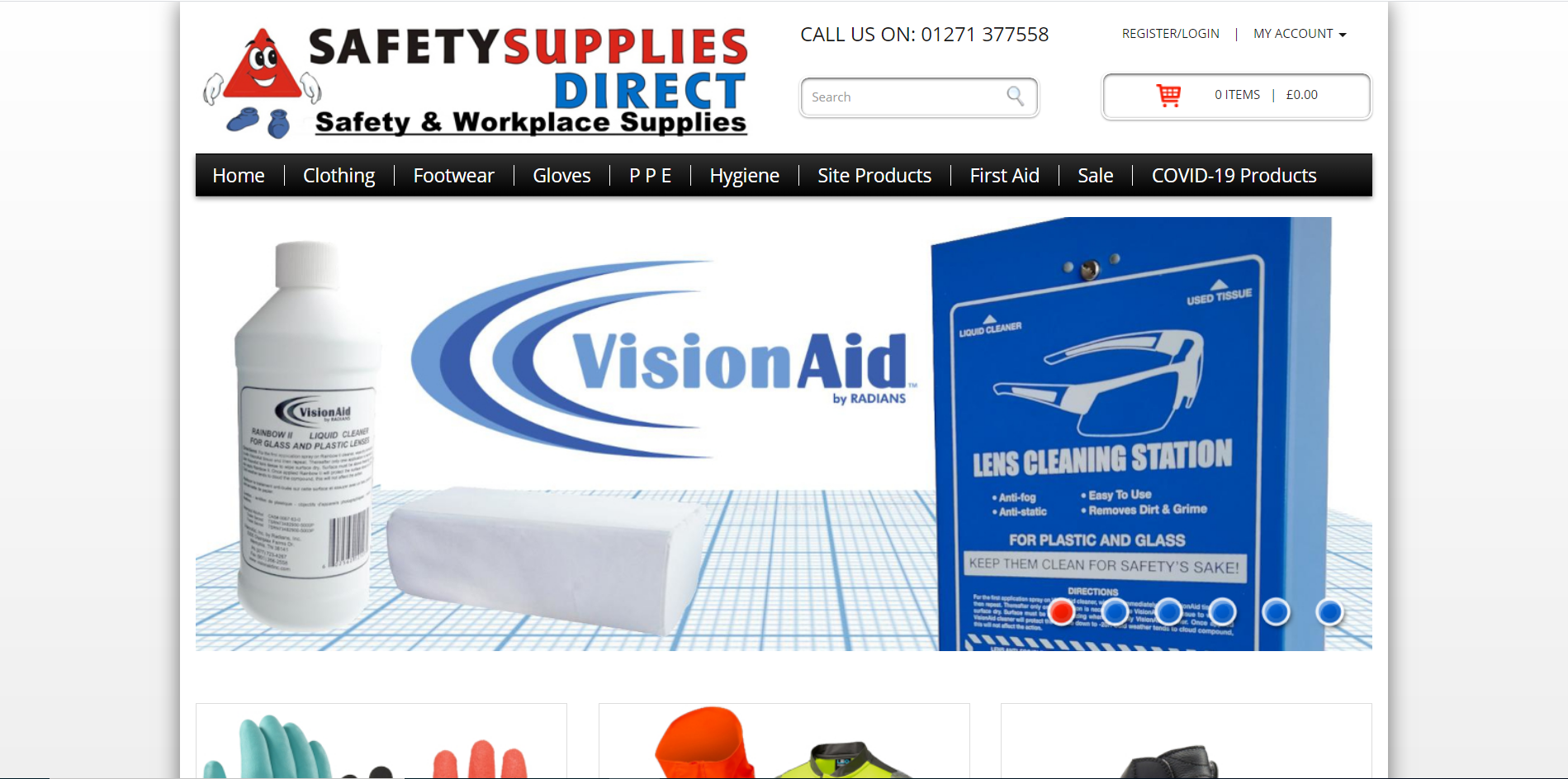 Safety Supply Direct