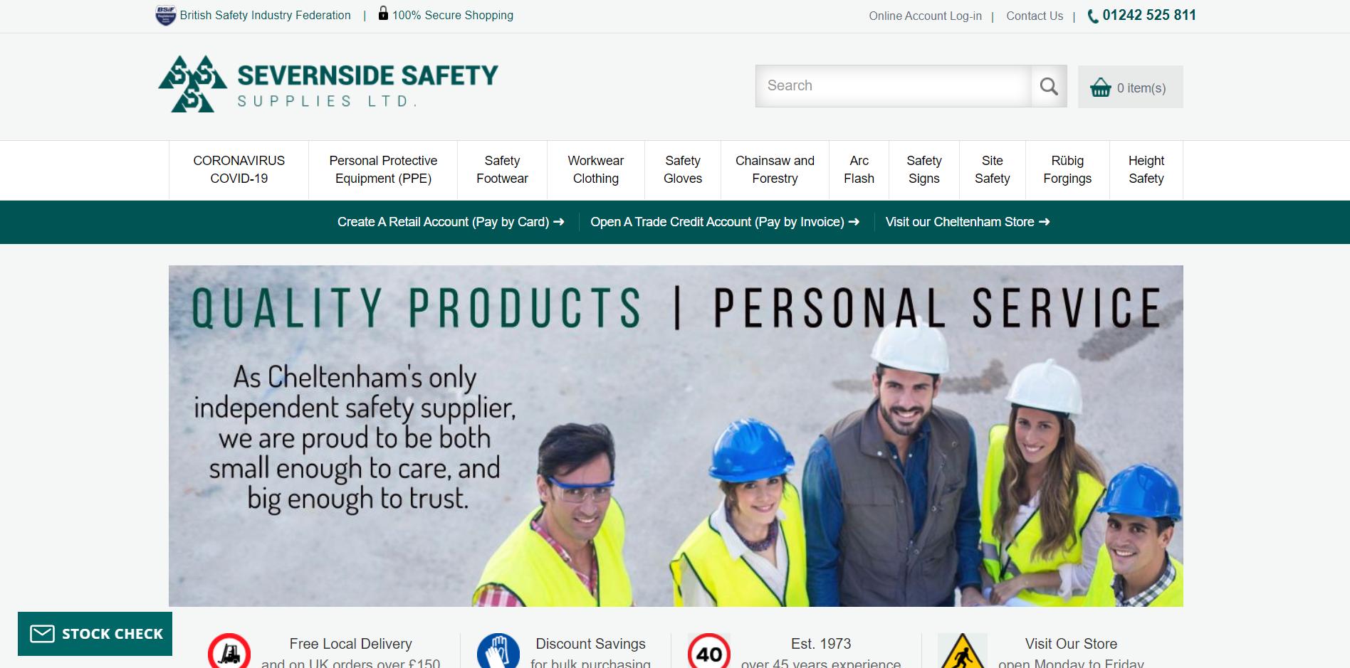 Severnside Safety