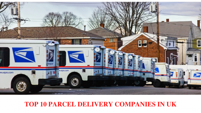 TOP 10 PARCEL DELIVERY COMPANIES IN UK