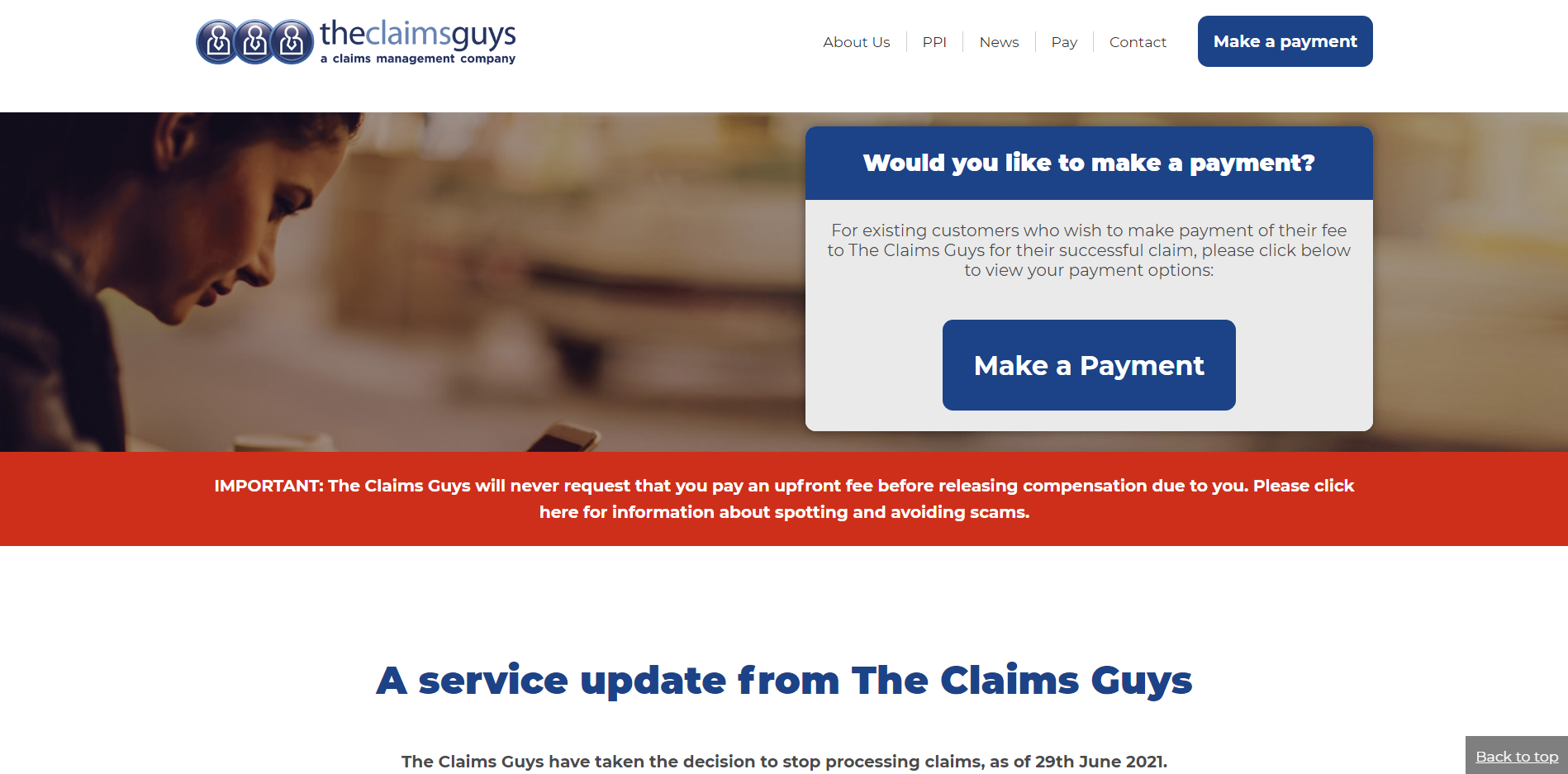 The Claim Guys