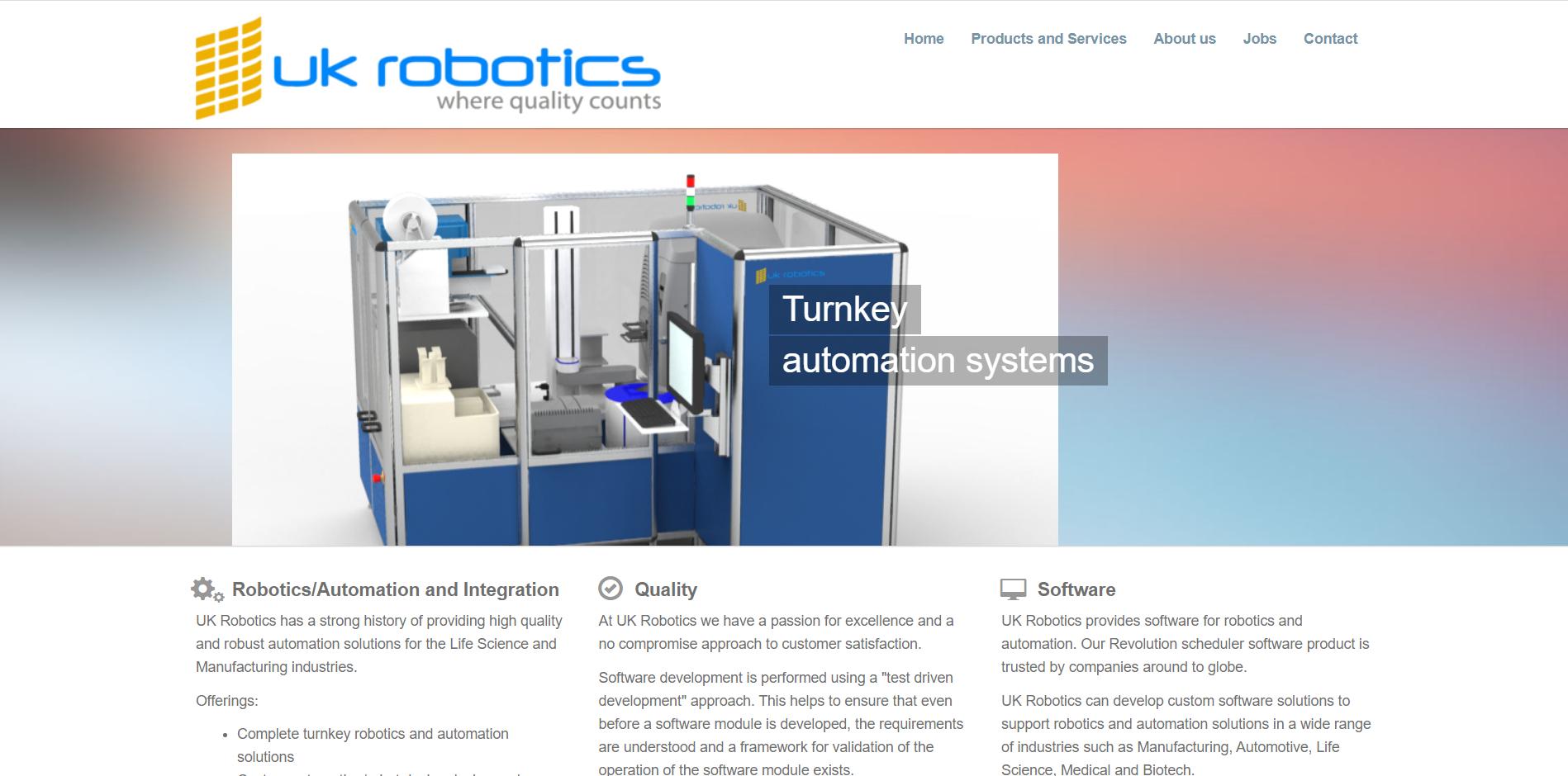UK Robotics