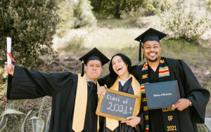 Begin a mail network with a graduation concept
