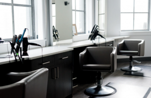 Expense of opening a salon business
