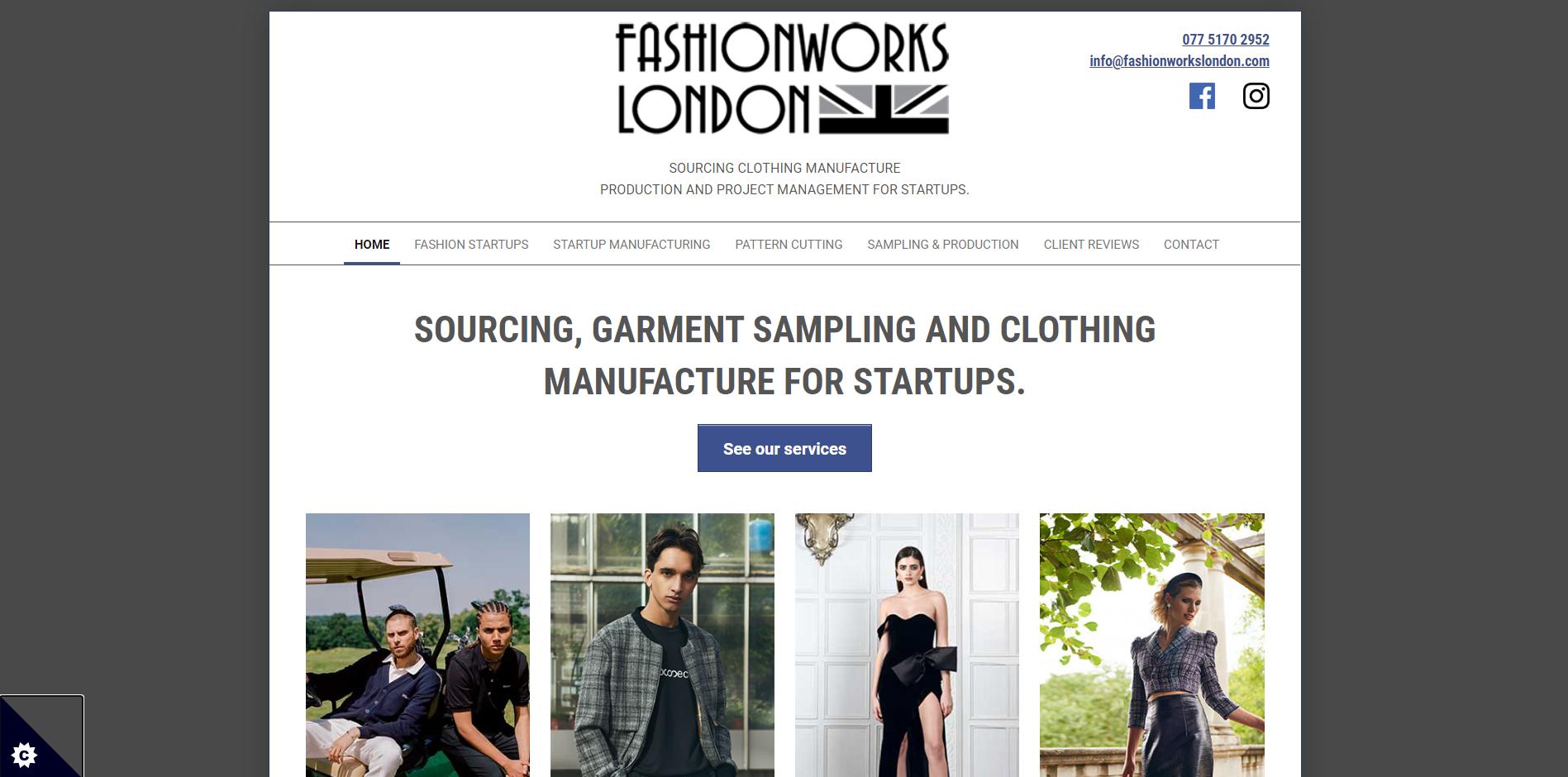 Fashion Works London