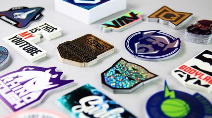 How to choose right sticker material for your business