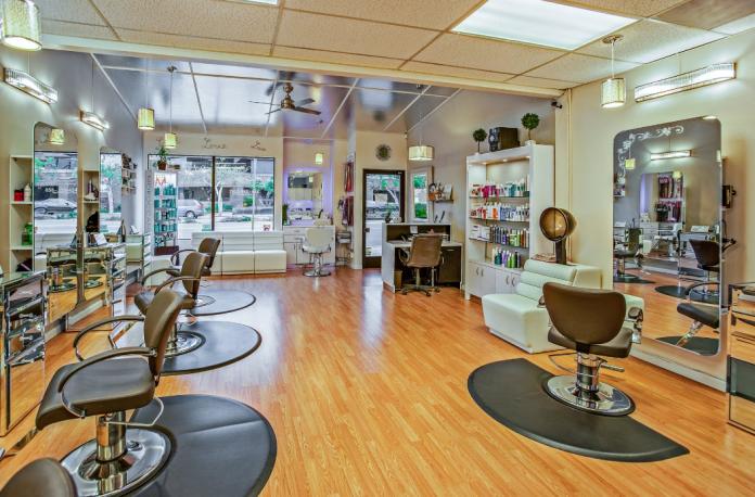Opening a salon business