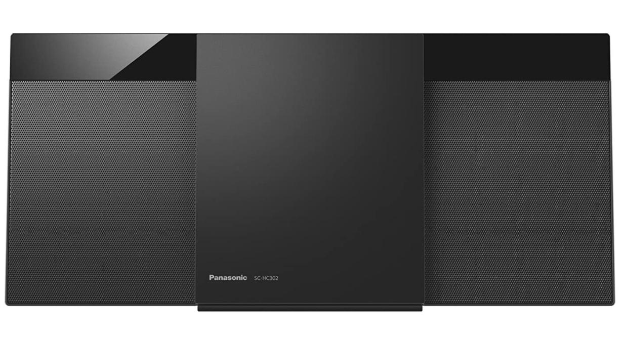 Panasonic SC-HC302EB-K Micro Hi-Fi