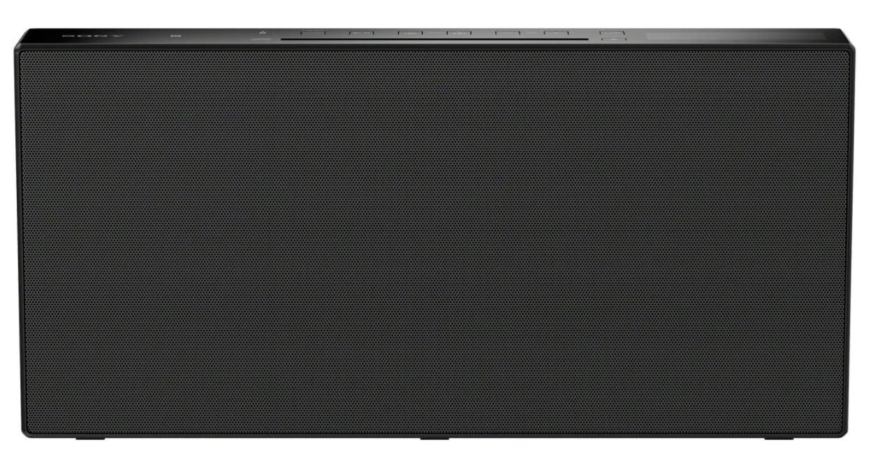 Sony CMT-X3CD Bluetooth Hi-Fi System - Black