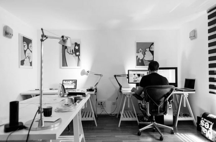 How To Improve Your Working Environment At Home