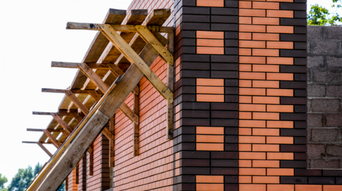 How many bricks are needed to build a house