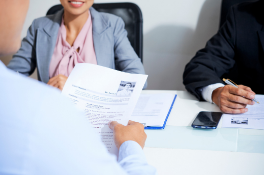 resume writing for job search
